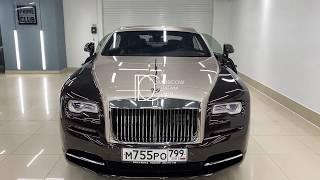 Аренда Rolls Royce Wraith