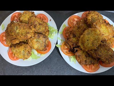 galette-chou_fleur,-pommes-de-terre-et-viande-hachée