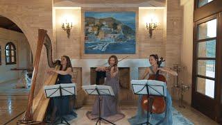 Harp Trio I Wedding Music I Greece