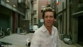 Брюс начинает входить во вкус  Разборка с гопниками. Брюс Всемогущий \ Bruce Almighty (2003)