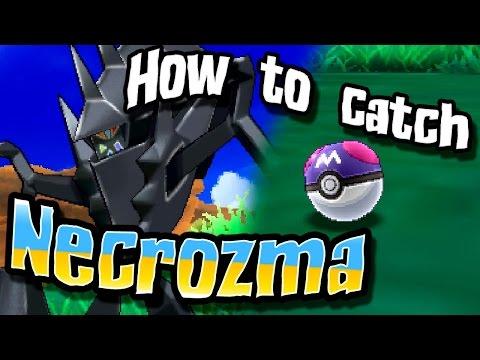 Pokémon Sun & Moon - How To Catch Necrozma