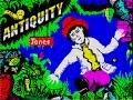 Antiquity Jones ZX Spectrum Walkthrough Director's Commentary