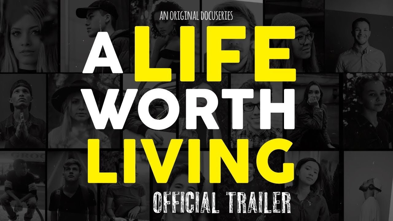 A Life Worth Living - The Series Launch