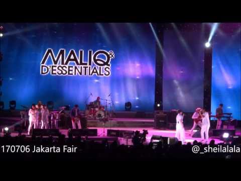 170706 MALIQ & D'essentials - Aurora [LIVE @ Jakarta Fair]