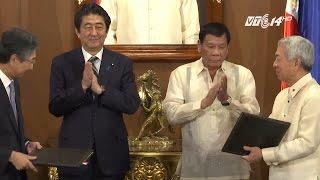 (VTC14)_Thủ tướng Nhật thăm Việt Nam và 3 nước châu Á - Thái Bình Dương khác thumbnail
