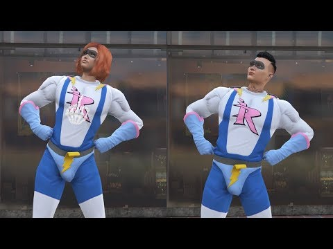 GTA Online - All 100 Action Figures Collect And Impotent Rage Outfit