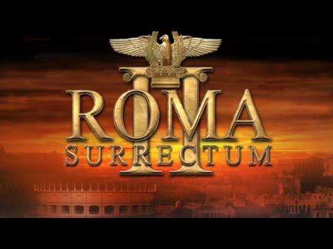 Установка мода Roma II Surrectum [Rome: Total War]