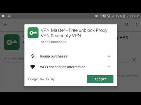 Big Network | Lesson 14  How to download and install VPN Proxy Master