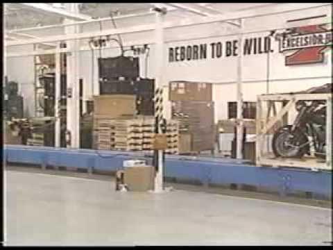 Factory Tour Excelsior-Henderson