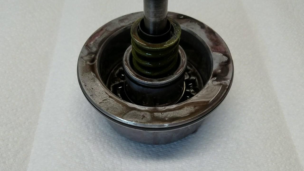medium resolution of rear servo th400