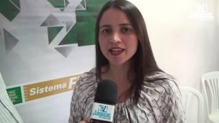 Na posse de Roberts Nunes Dana Nunes fala dos objetivos da FIEC Regional Limoeiro