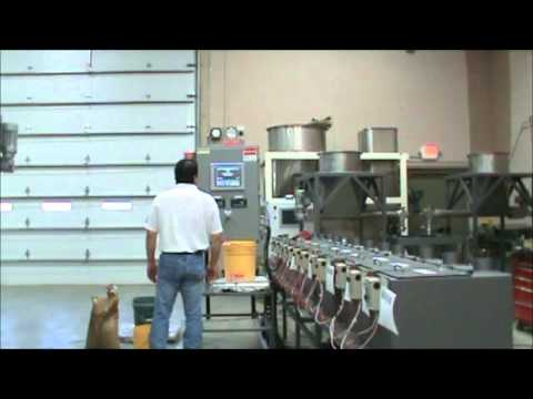 Prater-Sterling Material Weighing & Batching System