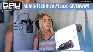 Audio-Technica Giveaway (closed)