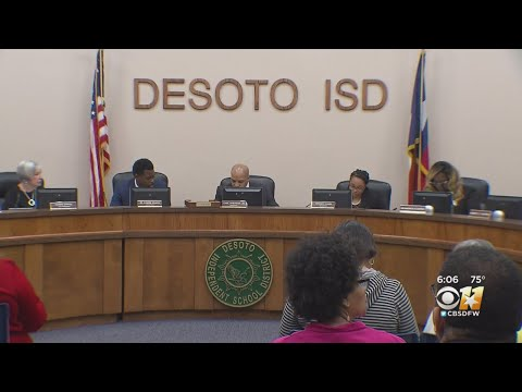 DeSoto ISD Considers Cutting Hundreds Of Positions