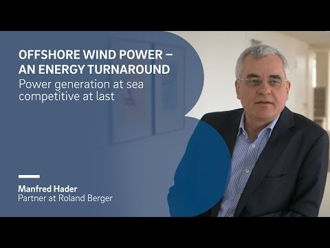 Offshore Wind Power – An Energy Turnaround