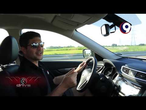 DRIVE Ride Review Nissan XTrail