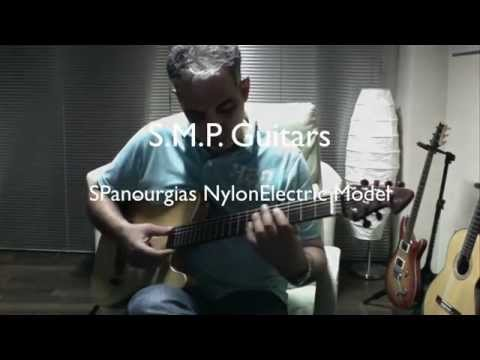 S Panourgias NylonElectric Guitar (Jazz Sound)