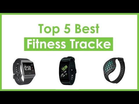 Top 5 Best Fitness Tracker (2019) - Full Review and Guides
