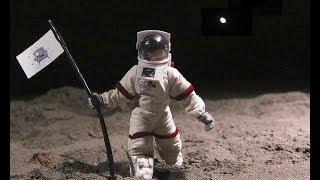 Por qué «no se ven estrellas desde la Luna» | Recreando las fotos de las misiones Apolo