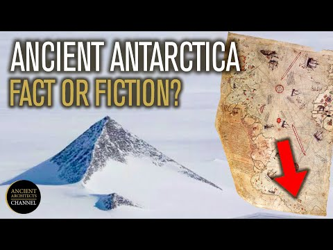 Ancient Antarctica, Giant Pyramids and the Piri Reis Map: Fact or Fiction? | Ancient Architects