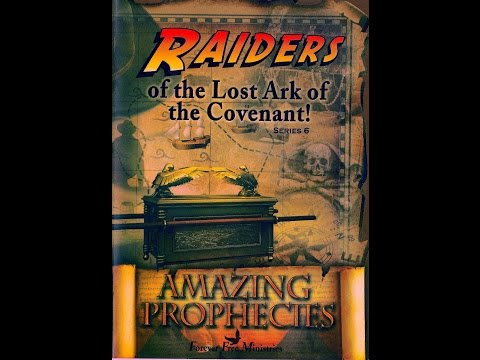 Raiders of the lost ark of covenant. Ptr. Mark Fox