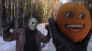 Friday The 13th - Jason Voorhees Vs The Annoying Orange