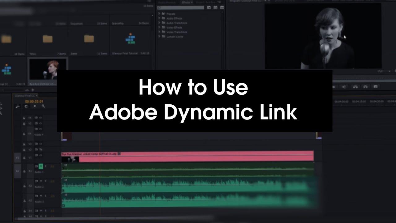 Cadence Ads Dynamic Link