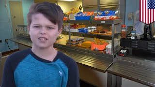 Student denied lunch for 50 cent debt in Texas middle school - TomoNews