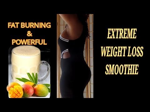 extreme-weight-loss-&-fat-burning-smoothie