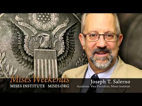 Joseph Salerno: The War on Cash