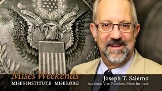 Joseph Salerno: The War on Cash