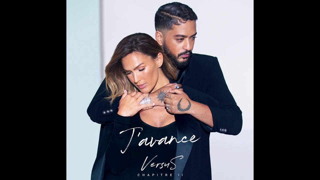 VITAA & SLIMANE - J'avance (Audio Officiel)