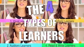 What Type Of Learner Are You? Study Tips For Each Learning Style!