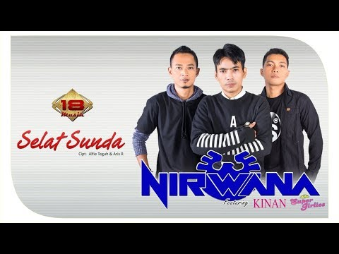 Nirwana Band ft. Kinan Supergirlies - Selat Sunda (Official Lyric Video)