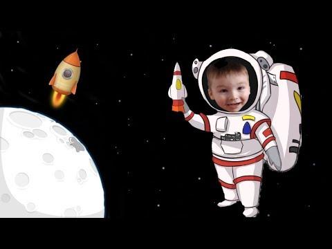 День космонавтики! Космос детям.