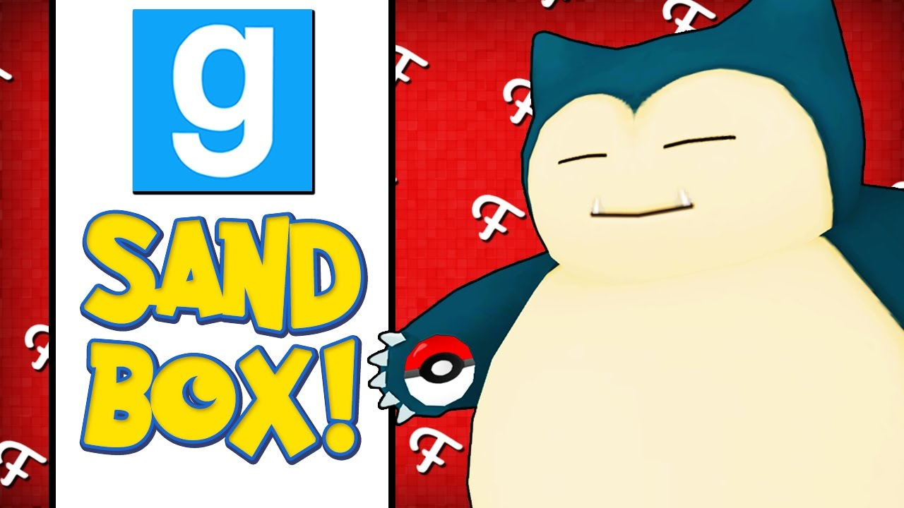Gmod: Pokemon Battles! (Garry's Mod Sandbox - Comedy Gaming)