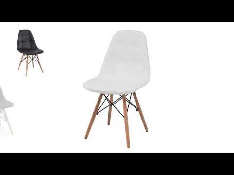 Dario sötétkék kárpitozott étkező szék Signal (31 db