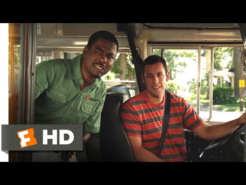 Grown Ups 2  Substitute Bus Driver  210  Movies
