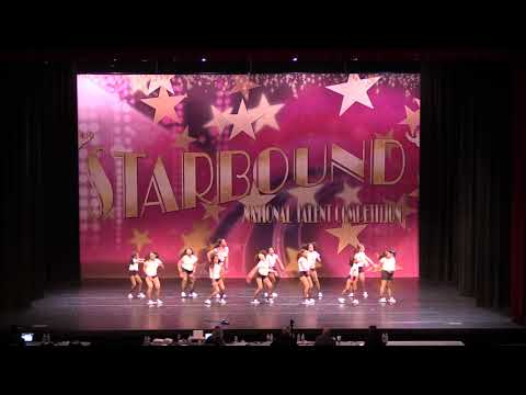 Harley Quinn (Hip Hop Dance): Starbound National Dance Competition 2018