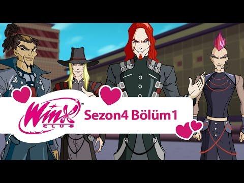 Winx Club - 4. Sezon 1. Bölüm - Peri Avcıları [TAM BÖLÜM]