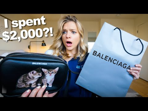 I Went Shopping Without Checking The Prices... In New York City