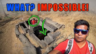 Underground Temple Of Secret Rituals - Telangana, India