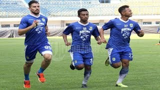 Striker Asing Persib Bandung Jonathan Bauman Sudah Kembali Berlatih
