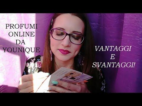 COMPRARE PROFUMI ONLINE DA YOUNIQUE!  VANTAGGI E SVANTAGGI!!