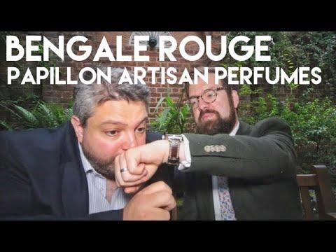 Papillon Artisan Perfumes - Bengale Rouge