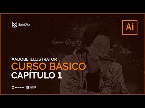 01 Curso de Illustrator CC para principiantes: Menú Archivo y Movimientos Básicos:watfile.com 4K Video Downloader, video