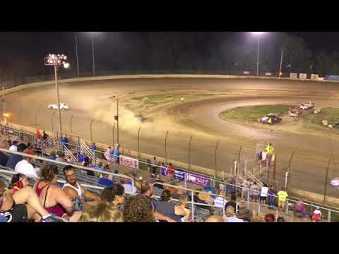 8-4-18  PLYMOUTH SPEEDWAY, IN  TS - F