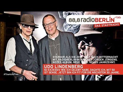 """Berührendes Interview mit Udo Lindenberg zum Album """"Stärker als die Zeit"""""""