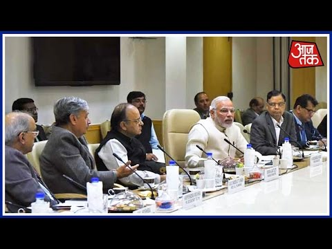 Khabardaar:  PM Narendra Modi Meets Top Experts, Officials For Crucial Review Of Economy