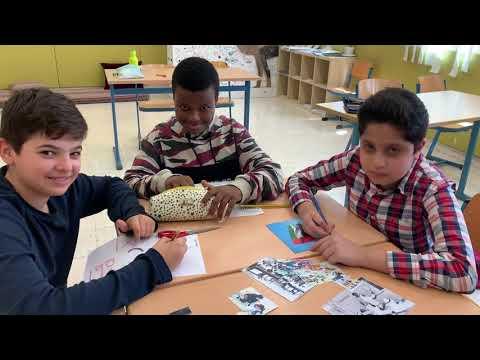 Emirati children's day - German International School